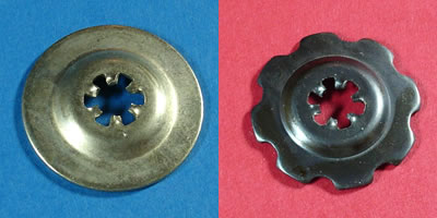 Dome Type Lock Washers