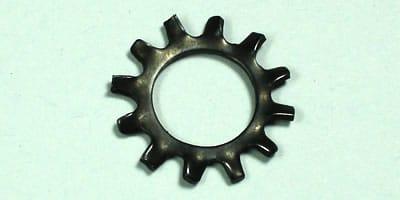 External Type Lock Washers (Standard & Mil-Spec)