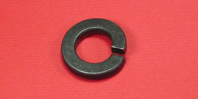 Heavy Helical Spring Split Lock Washers