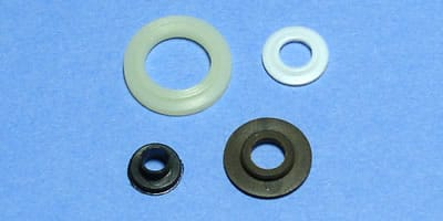 Insulating Fibre Flat Washers