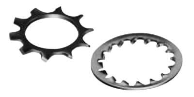Narrow Rim Type Lock Washers