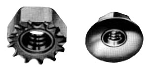 Nut and Washer Assemblies