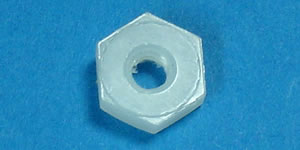 Nylon Hex Nuts