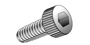 Nylon Socket Head Cap Screws