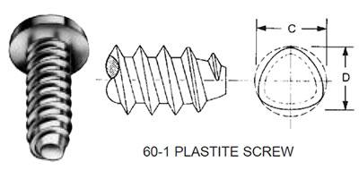 Plastite® Fasteners