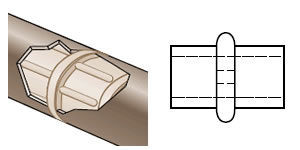 Straight Tube Connectors