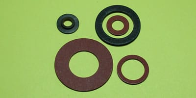 Thermoplastic Nylon Flat Washers & Spacers