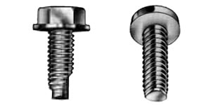 Thread Forming & Thread Cutting Fasteners